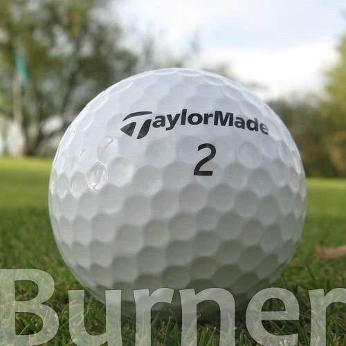 Easy Lakeballs 50 Taylor Made Burner BALLES DE Golf...
