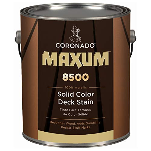 professional MAXUM 100% Acrylic Solid Paint by Benjamin Moore – Gallon (1 Gallon, Custom Color)