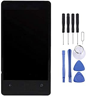 ZHANGTAI Sparts Parts LCD Display + Touch Panel for Nokia Lumia 800 Repair Flex Cable