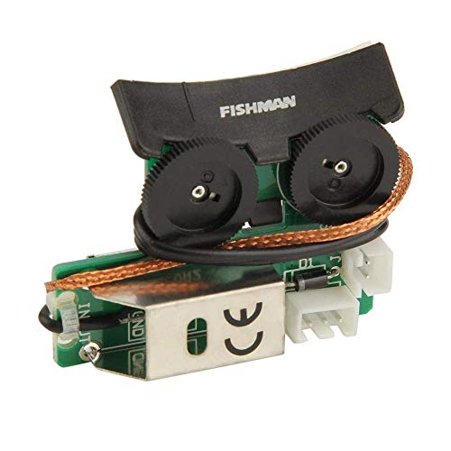 Fishman VT1 Akustikgitarren Tonabnehmersystem Tail Nail Pickup EQ DIY Gitarrenzubehör
