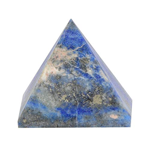 Changor Cristal Pirámide para Suerte Pirámide Cicatrizaci�