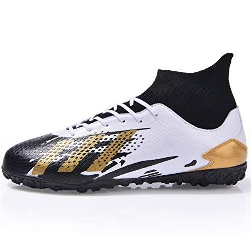 Competition shoes Zapatos de entrenamiento de fútbol zapatos de fútbol zapatos de fútbol botas de fútbol zapatos antideslizantes para deportes profesionales deportes de campo zapatos de entrenamiento