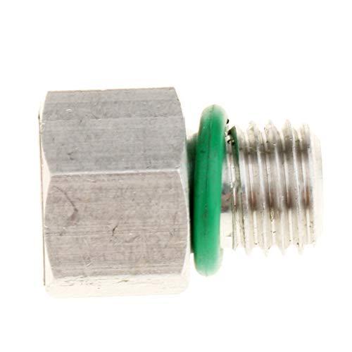Sharplace Soupape De Pression De Compresseur Universel De Climatiseur De Voiture - 1mmx19mm