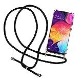 Niocase Handyhüllen, kompatibel mit Samsung Galaxy A50, leicht, TPU, Gel, Gummi, Acryl,...