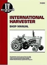 International Harvester 574 Tractor Service Manual (IT Shop)