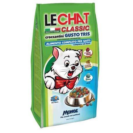 Monge Lechat Croccantini Mix - 20 kg