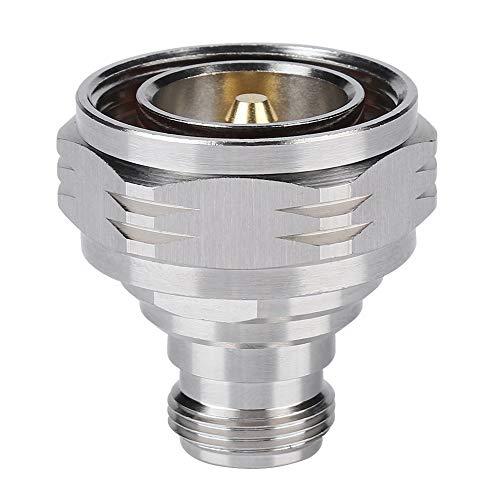 Suchinm Kabel Gerade Stecker, L29 7/16 DIN Stecker RG8 RG213 Kabel Adapter Stecker Auf N Buchse Gerade Stecker für Zuhause Industrie (1 Stücke)