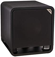 """HIGH EFFICIENCY SUB-WOOFER FOR SMALL TO MEDIUM-SIZED ROOMS – The HTS 10 features a 10"""" front-firing long-throw woofer with Polk's proprietary Dynamic Balance Technology designed to fill your room with immersive, three-dimensional sound in great clari..."""