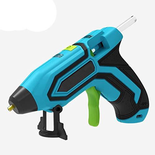 LMY-chainsaw accessories, 200 W pistola de pegamento de fusión en caliente inalámbrica...