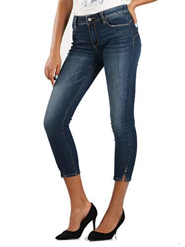 jeans fracomina donna Fracomina Jeans Donna Cropped Shape UP SPJBETTY2 (27)