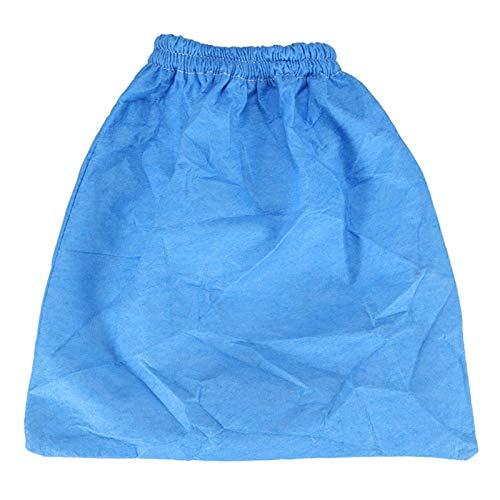 Mogzank 5 Piezas Bolsa de Filtro Textil para Karcher MV1 WD1 WD2 WD3 SE4001 Piezas de Aspiradora Bolsa de Filtro