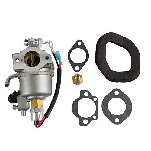 Carburetor Carb with Gaskets Compatible with Onan Cummins Generator & Microquiet 4000-Watt 4KYFA26100 4KYFA26100P 4KYFA26100K Replace Part Number A041D736 A042P619 146-0785 (Silver)