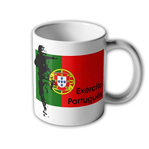 Exército Portugees Portugal leger leger leger mok # 33414