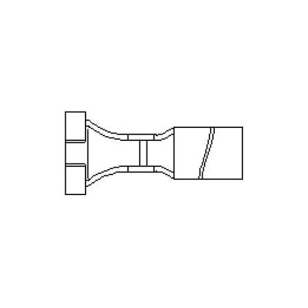 Zündkabelkralle Einschraubnippel Kontakthülse Für Simson Kr 50 Kr 51 Schwalbe S 50 S 51 S 53 S 70 Sd 50 Sr 50 Sr 80 Sula Auto