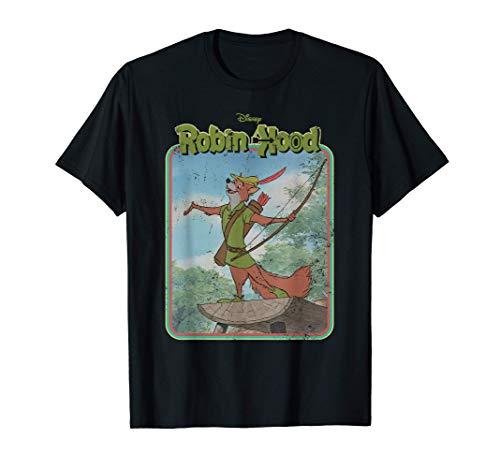 Disney Robin Hood Retro Maglietta