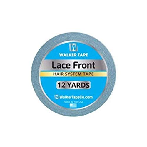 Walker Tape - 12 Yds 1 Inch Lace Front Support Tape Roll