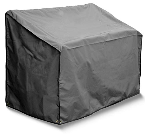 Bosmere Thunder Grey 2 Seat Bench Cover, Grey, U605