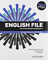 English File: Pre-intermediate. MultiPACK A with iTutor and iChecker: The best way to get your students talking