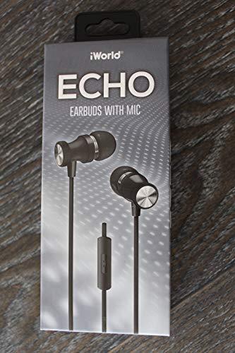IWorld Echo Ohrhörer mit Mikrofon