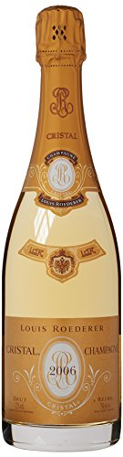 Champagne Louis Roederer Cristal Brut mit Geschenkverpackung (1 x 0.75 l)