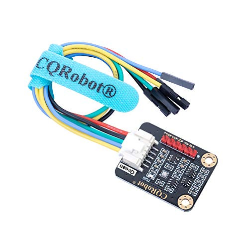 CQRobot Ocean: BMP388 Barometric Pressure Sensor Compatible with Arduino, Raspberry Pi and STM32. Height/Pressure/Temperature Measurement, for Such as Drones, Environment Monitoring, IoT Projects.