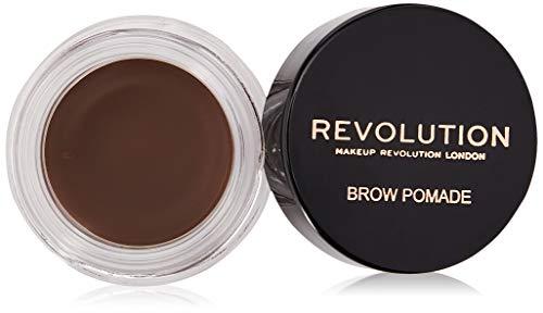 MAKEUP REVOLUTION Brow Pomade Dark Brown, 3 g