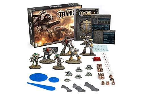 Games Workshop Adeptus Titanicus: Core Game