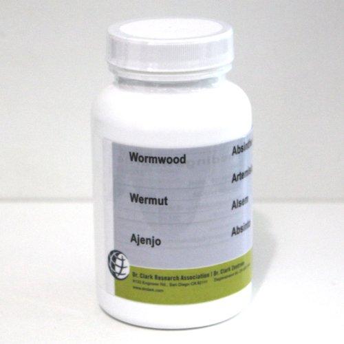 Wermut Kapseln 100 Stück á 365 mg Dr. Clark/Grundpreis 37,87 pro 100 g