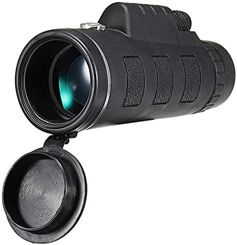 dh-17 Telescopio Profesional 40X60 HD monocular Zoom óptico Catalejo Monóculo para Francotirador