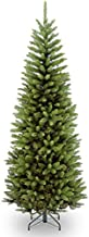 National Tree Company Artificial Christmas Tree | Includes Stand | Kingswood Fir Pencil, 6 ft, 6 Ft