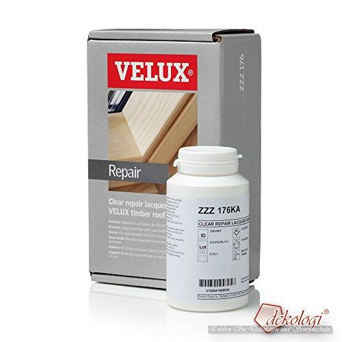 VELUX Original Reparatur-Lack farblos Holzfenster ZZZ 176KA