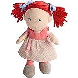 Haba 5737 - Puppe Mirli weiche Stoffpuppe, für Babys ab 6 Monaten zum Spielen, Kuscheln und...