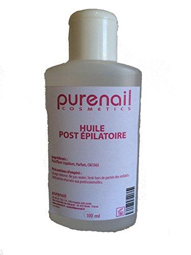 Huile Post épilatoire - spécial ÉPILATION- 100 ml, PROMO DECOUVERTE - PUREWAX by Purenail