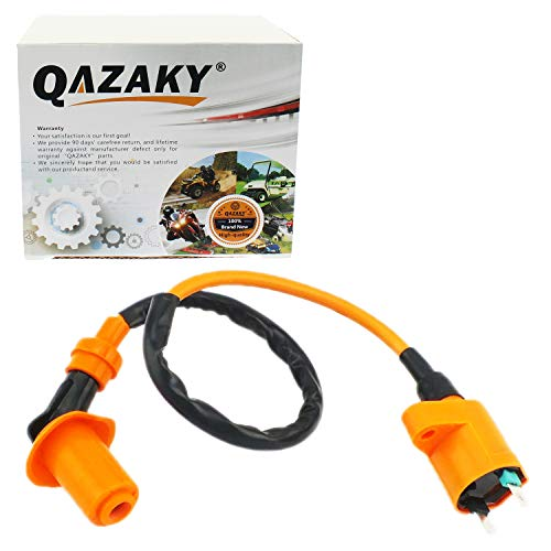 Mx-M High Performance Racing Ignition Coil for GY6 50cc 60cc 80cc 125cc 150cc Scooter Moped
