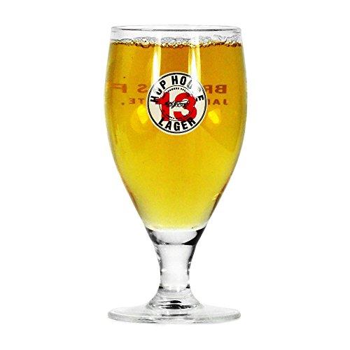 Tuff Luv Hop House 13 Lager Half Pint rsprüngliche Bierglas / Gläser / Barbedarf [25cl]