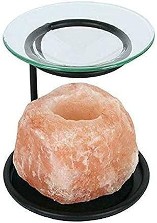 Himayalan Salt Lamp Glass Dish