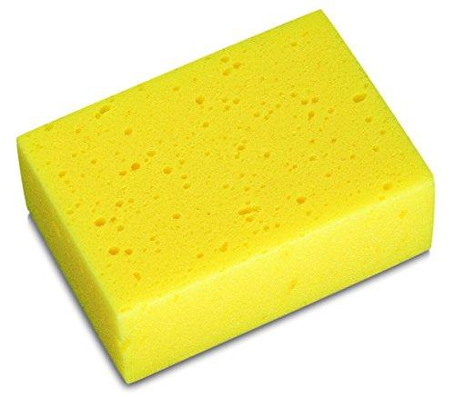 Laufer Hydro - Esponja para pizarra de tiza, amarillo