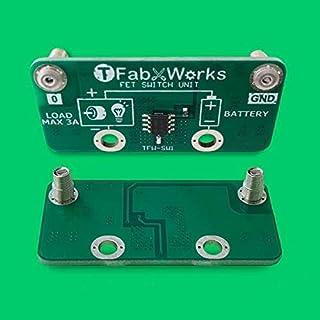 TFabWorks micro:bit用プログラム制御スイッチ(FET版) TFW-SW1
