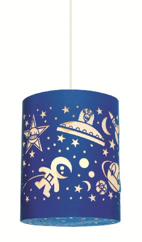 Djeco 4643 Lampenschirm Tanz in den Sternen