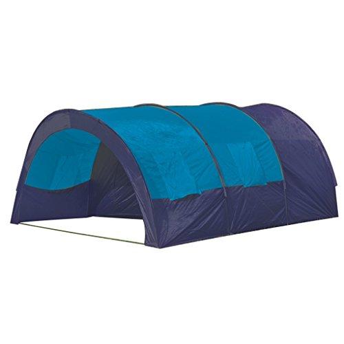 Festnight Tienda De Campaña Familiar Camping Tent