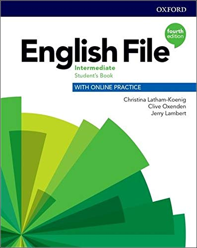 English File - Intermediate. Students Book With Online Practice