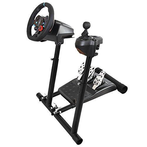 BuoQua Steering Wheel Stand Per Logitech G29 G920 G27 G25 Volante Con Supporto Supporto Giochi Solo Supporto Ruota E Pedale Non Incluso