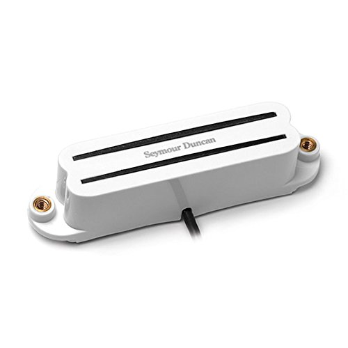 Seymour Duncan SCR-1N Strat® Cool Rails (neck/middle position) white