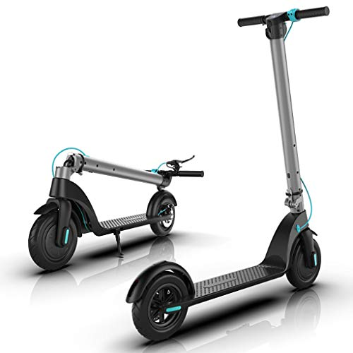 Purchase H-CAR QW Adult City Push Kick Scooter,Easy to Carry Light Weight Foldable,Powerful 350W Mot...