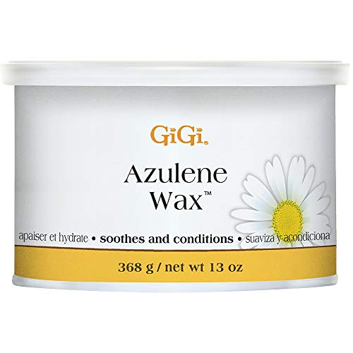 GiGi Azulene Hair Removal Wax 13 oz