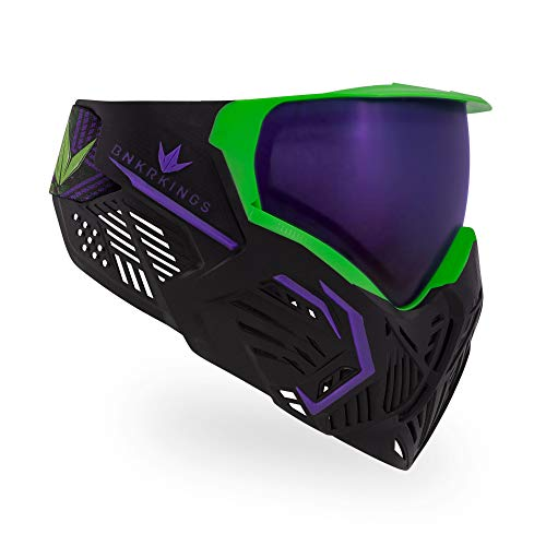 Bunkerkings CMD Thermal Paintball Maske/Goggle - Sucker Tentacles