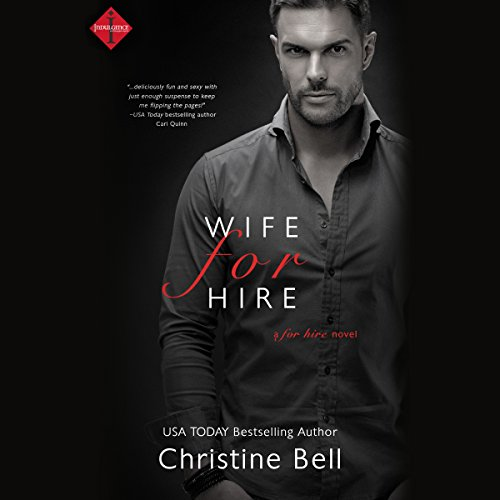 Wife for Hire audiobook cover art