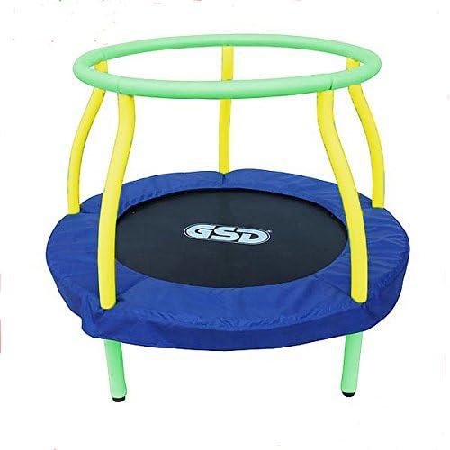 GSD Outstanding 4feet 48inch 1.2meter Kids Fort Worth Mall Trampoline Trampoli Mini Jumping