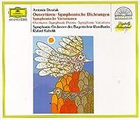 Dvorak: Overtures / Symphonic Poems / Symphonic Variations
