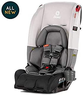 Diono Radian 3RX Convertible Car Seat, Light Grey